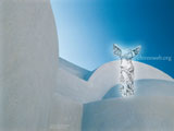 Miniatura del fondo de pantalla Victoria en Santorini