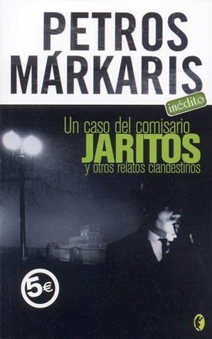 Portada de Un caso del comisario Jaritos, también editado como Balkan blues