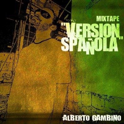 Portada de Versión española (2009), de Alberto Gambino