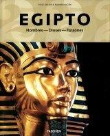 Portada del libro Egipto: hombres, dioses, faraones