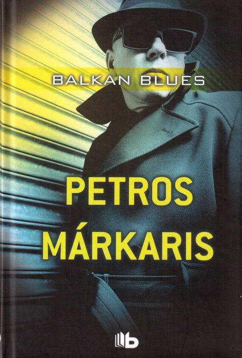 Portada de Balkan blues, reedición de Un caso del comisario Jaritos